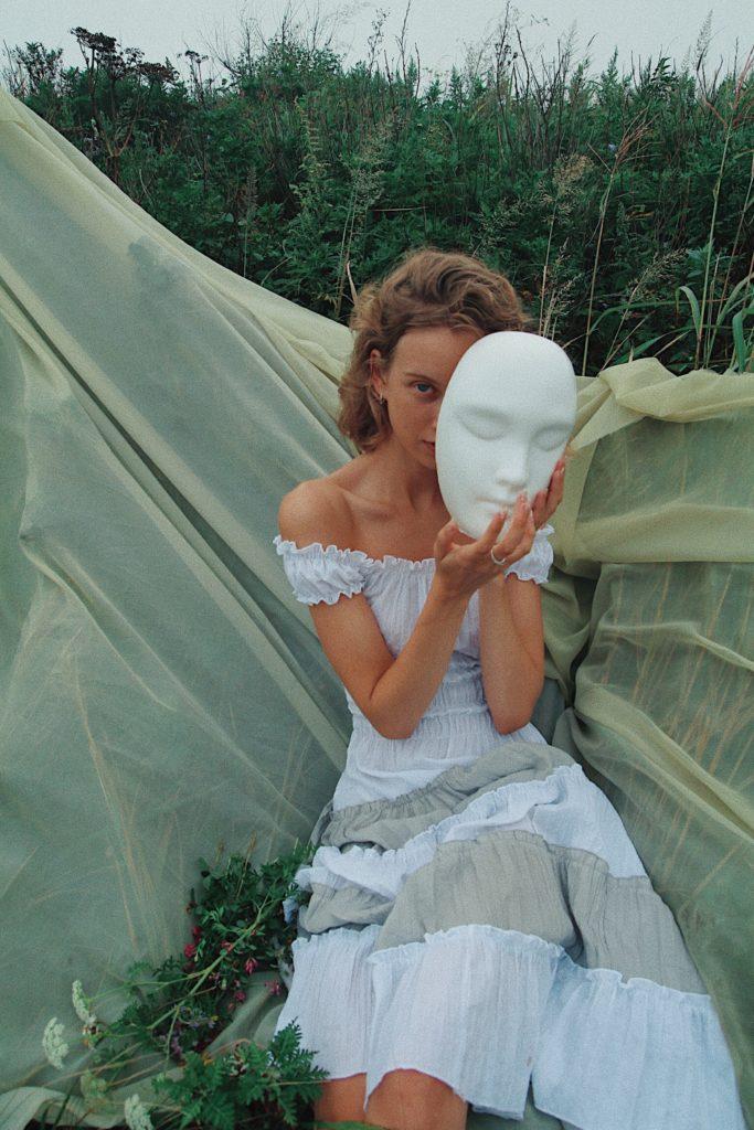 Nasze lęki - zakładanie maski